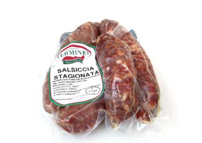 Salsiccia Stagionata