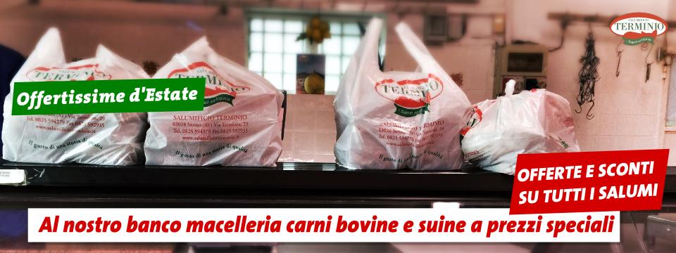 Carni bovine e suine: nuovi prezzi al nostro punto vendita
