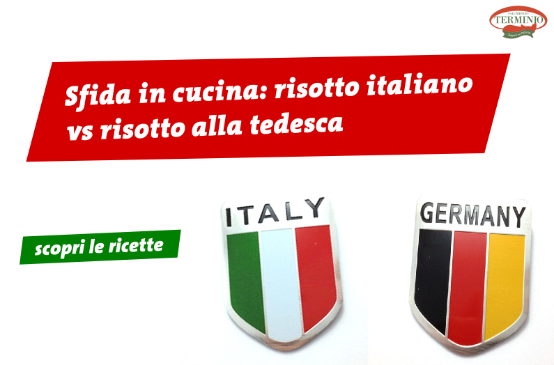 Italia – Germania in cucina: scegli il tuo risotto